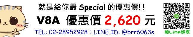 price-V8A白